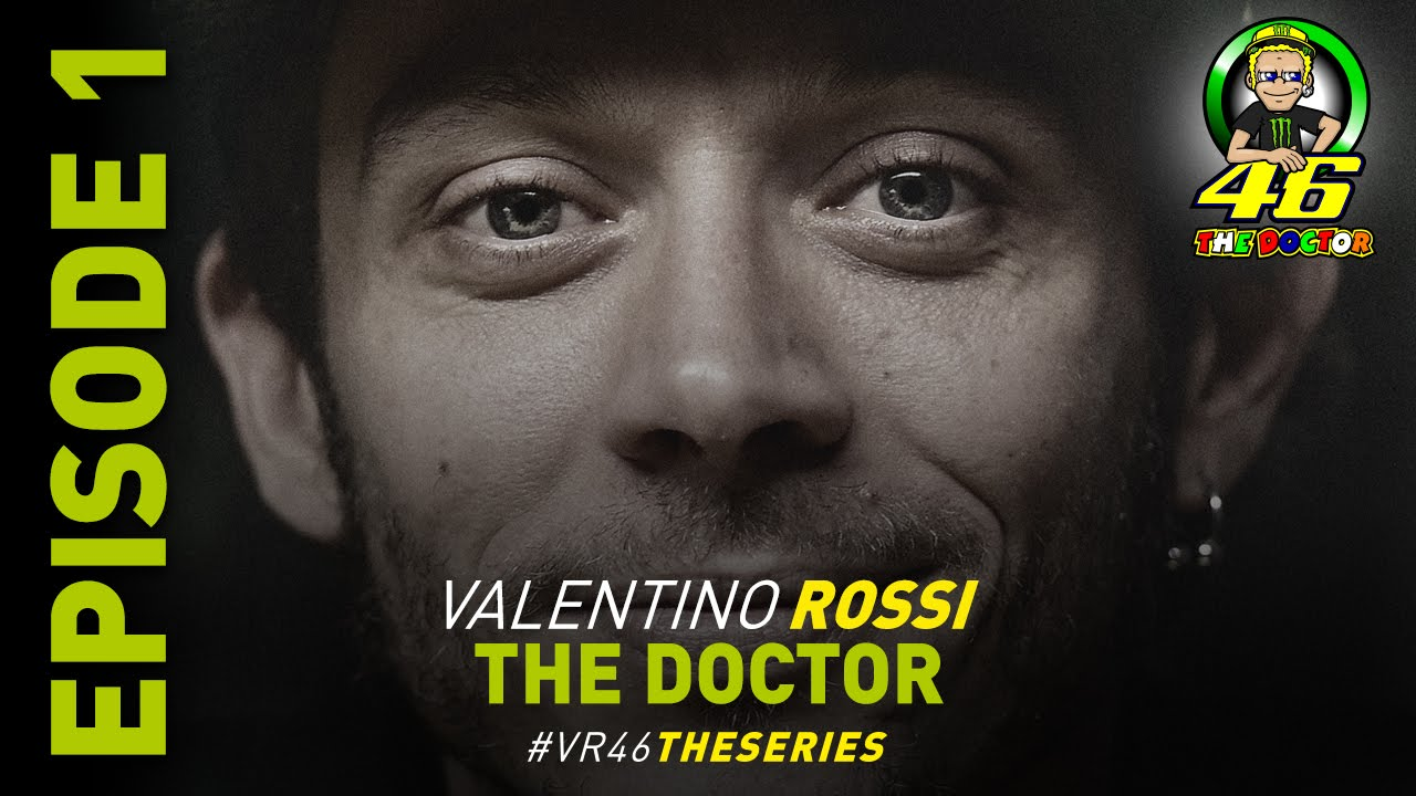 Valentino Rossi : The Doctor Series