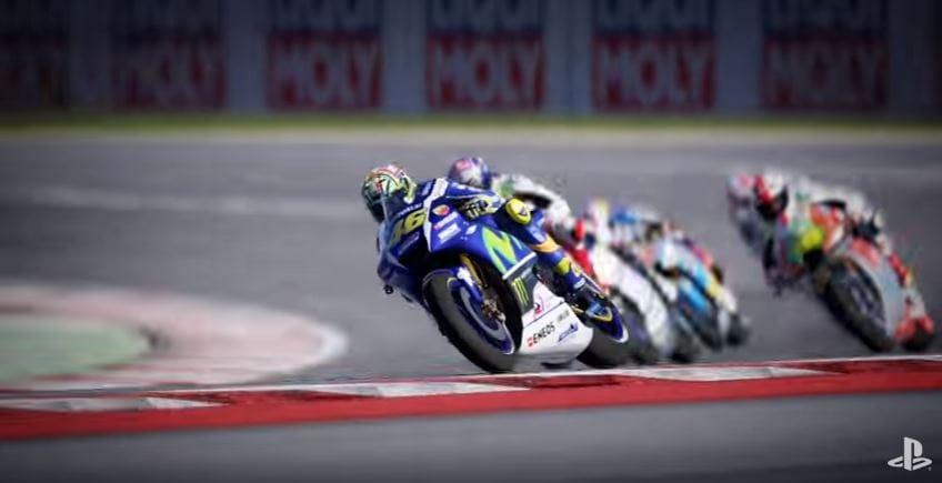 Valentino Rossi The Game Moto
