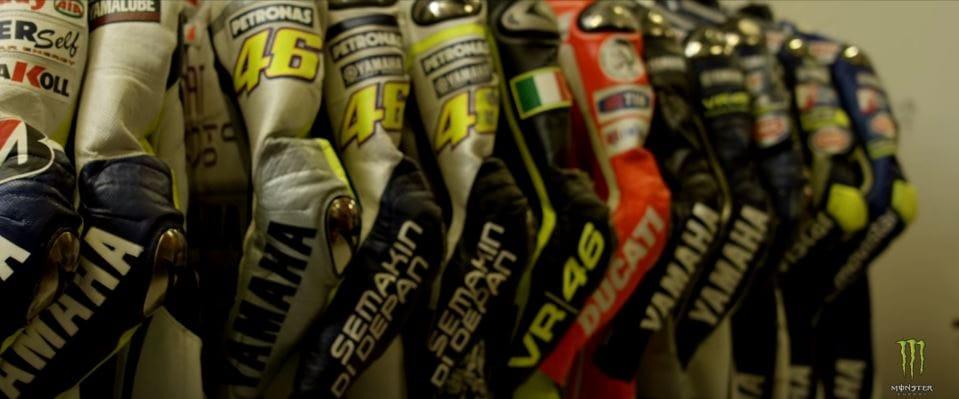 Blousons numéro 46 Valentino Rossi