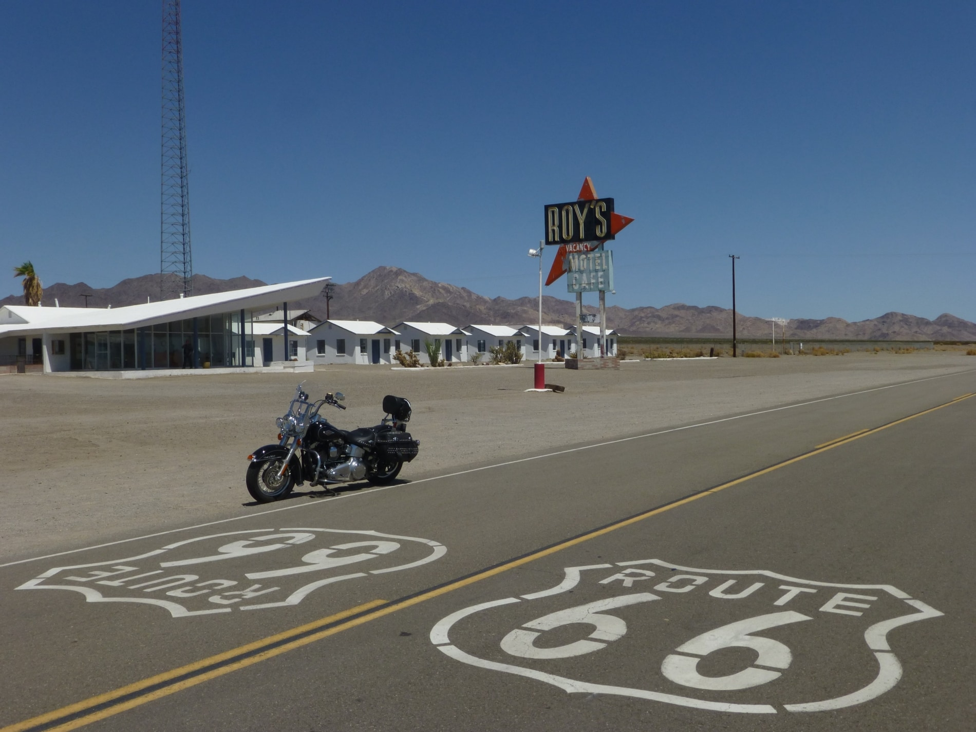 Route 66 moto