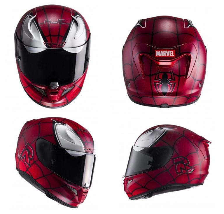 Casque HJC RPHA11 Spider-Man