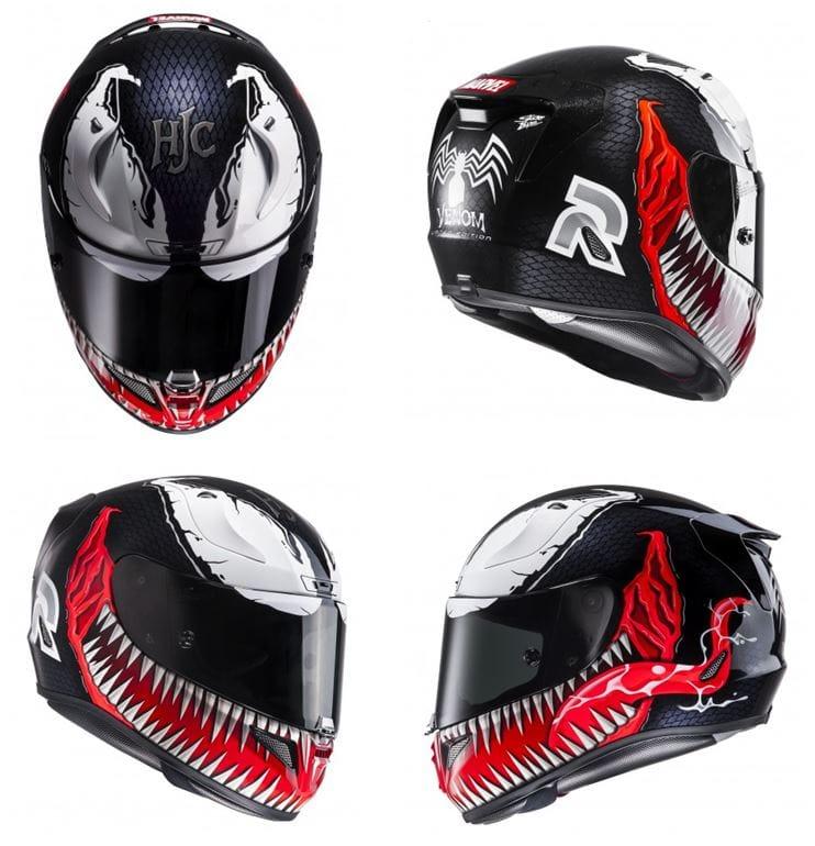 Casque HJC RPHA11 Venom