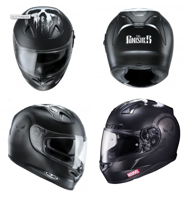 Casque HJC FG-ST Punisher