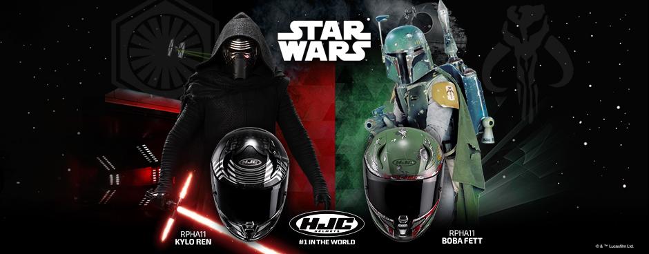 Casques HJC Star Wars RPHA 11